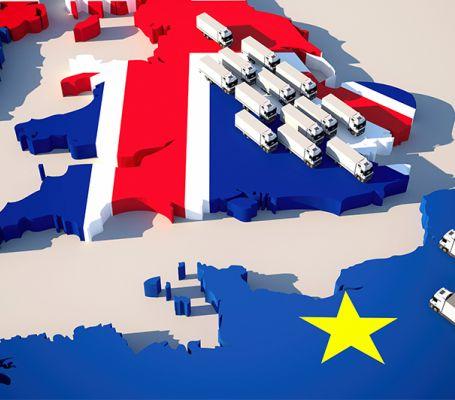Brexi: in- en uitvoer van goederen