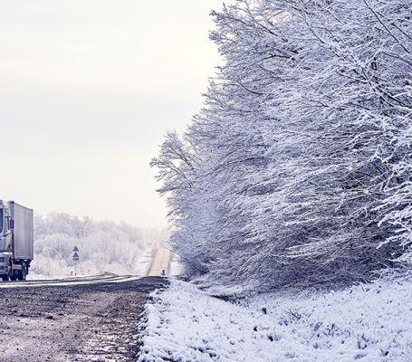 winterchecklist vrachtwagen
