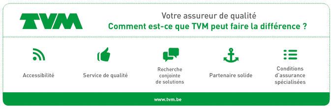 Pourquoi TVM ?