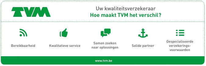 Waarom TVM Belgium